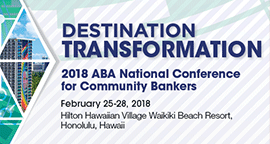 ABA National Conference for Community Bankers