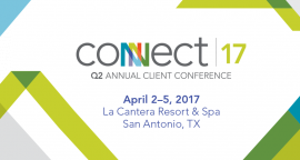 Top Five Reasons To Attend Q2 CONNECT 17