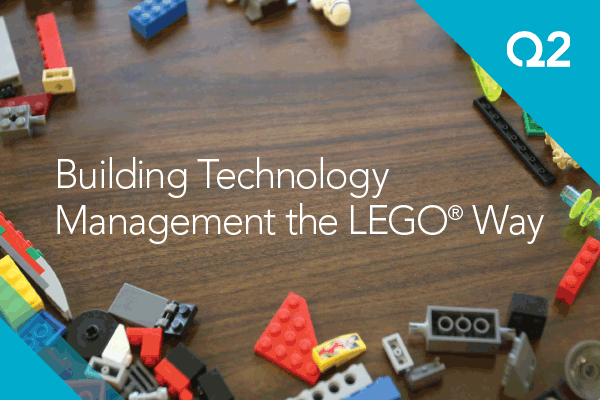 Building Technology Management the Lego Way