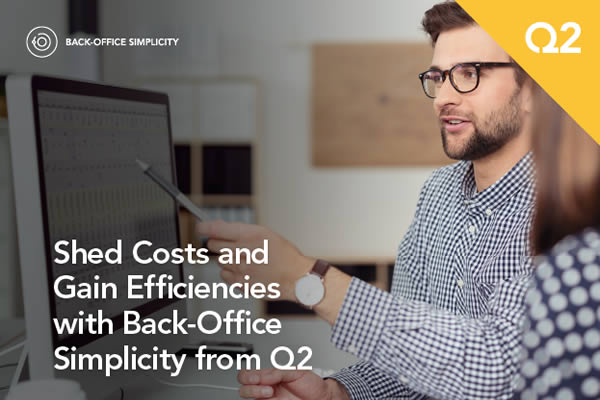 Q2 Back-Office Simplicity Solutions Guide - Efficiency Ratios