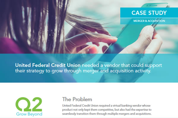 Case Study:  United Federal CU