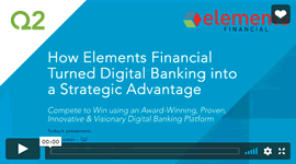 How to turn digital banking into a competitive advantage for your credit union