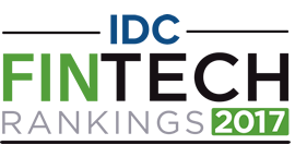IDC Fintech Rankings 2017