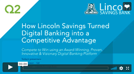 How to turn digital banking into a competitive advantage for your bank