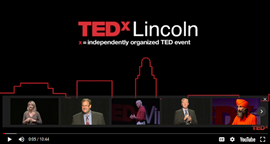 The Currency of Trust | TEDxLincoln