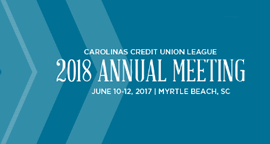 Carolinas Credit Union League (CCUL) Annual Meeting