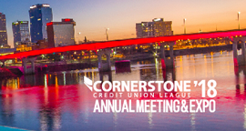 Cornerstone Credit Union League 2018 Annual Meeting & Expo