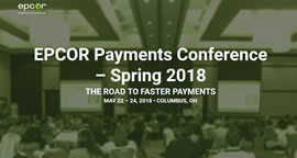 EPCOR Payments Conference - Spring