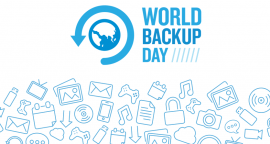 Four Security Tips for World Backup Day