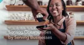 Serving Communities by Serving Businesses: The Case for Credit Unions and Corporate Banking