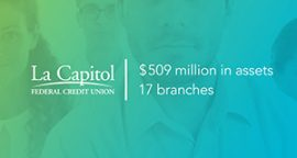 La Capitol FCU—going mobile and boosting online adoption