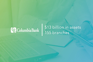 Columbia Bank—attracting account holders with the Q2 Platform