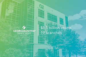 Georgia United Credit Union—support relationships matter