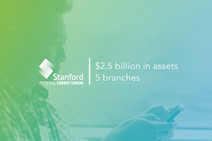 Stanford Credit Union—serving members with high expectations