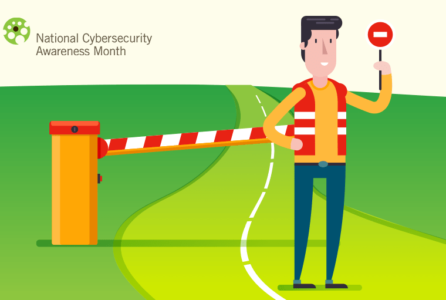A message to hackers and fraudsters: Do Not Enter
