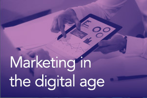 The Changing Role of Marketing in the Digital Age