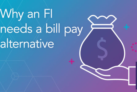 Infographic: Why your FI needs a bill pay alternative