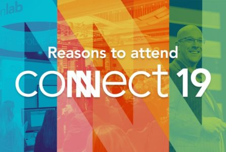 Top 10 Reasons You Don't Want to Miss CONNECT 19