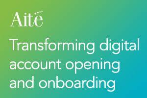 AI: Transforming the Digital Account-Opening and Onboarding Experience
