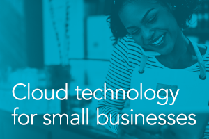 It's time for a modern lending solution for Small Businesses