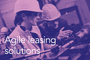 Agile leasing solutions for modern businesses