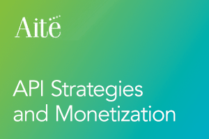 Corporate Banking API Strategies and Monetization