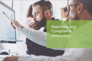 Innovative Commercial Risk Management and ACH Processing