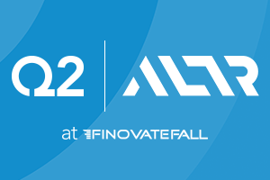 ALTR and Q2 to Showcase App-Native Programmable Solutions for Data Security and Privacy at FinovateFall 2019