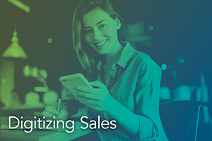 Digitizing Sales: How Digital Technologies Will Replace or Support Offline Sales